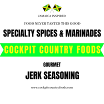 Cockpit Country Foods