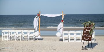 all inclusive beach wedding florida wedding bamboo arbor ameliaisland weddings