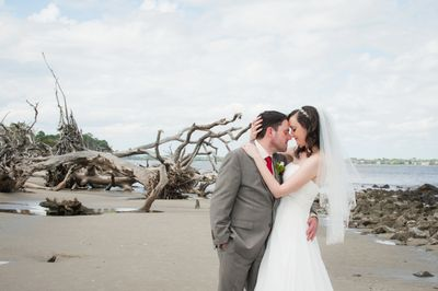 Julia & Keith's Jekyll Island Wedding