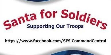 Collecting items for our troops, from September 11 through November 11  Check back in the fall for n