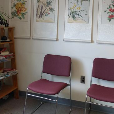 clinic waiting room in North Haven near to New Haven CT