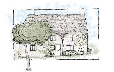 Lilac Cottage - Bulwick Village