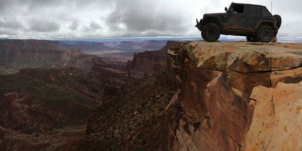 Top of the World- Moab UT