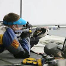 Smallbore, target shooting, Wickham