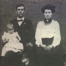 Floyd and Maggie Nash - considered by some to be Melungeon