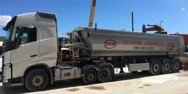 aggregate haulage manchester