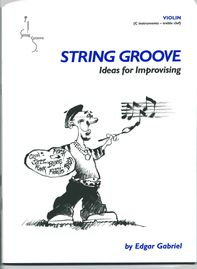 Listen to the String Groove CD 12 original Tunes.