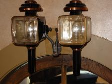 Lamps by M.T. Gleeson
