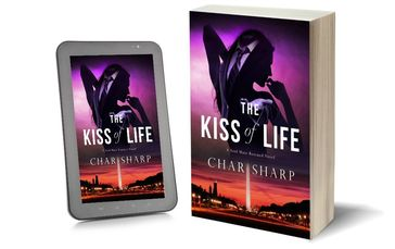The Kiss of Life, Soul Mate Rescued, Instalove, romantic suspense, mystery, US Senator, Navy SEALS,