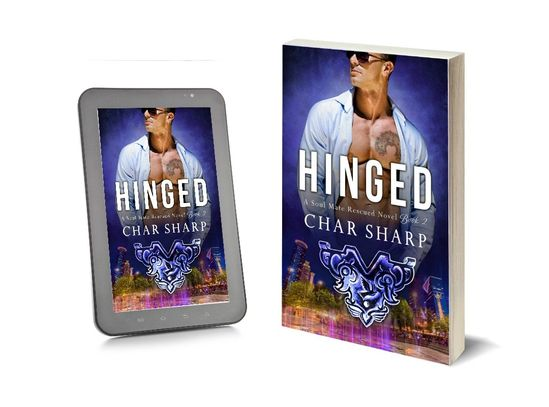 Hinged by Char Sharp, A Soul Mate Rescued Novel