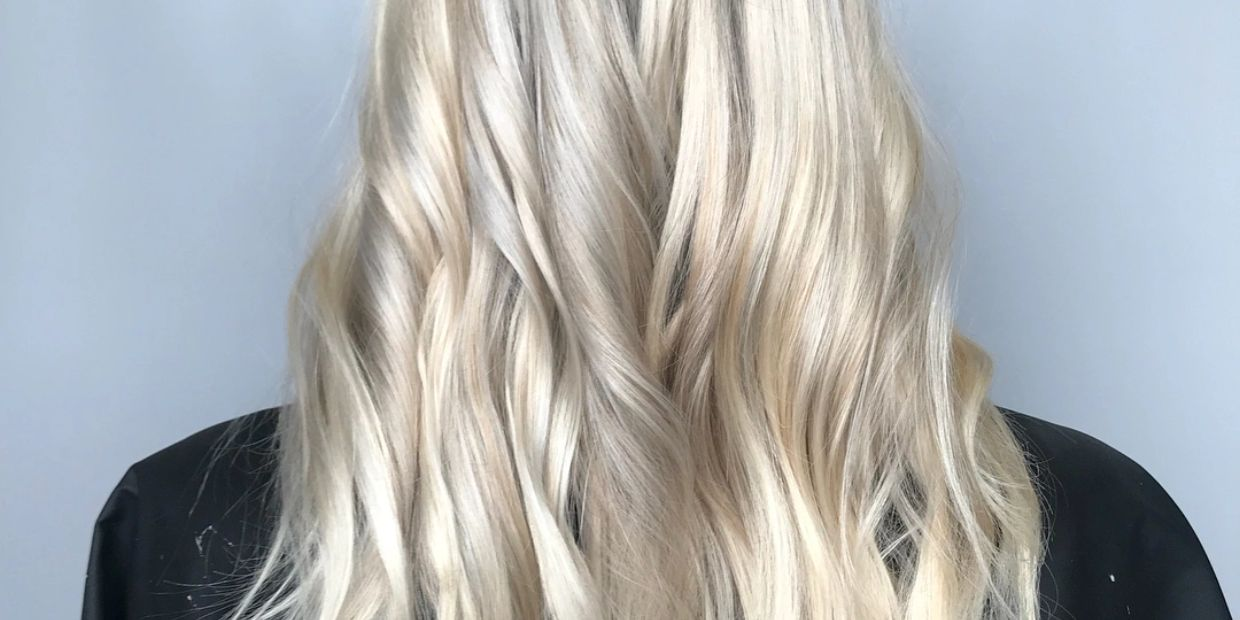 Beautiful Blonde Hair Color