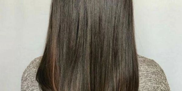 Beautiful Brown Hair Color