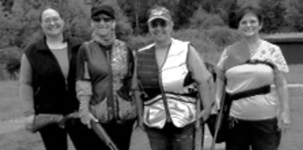 Women's Shotgun Activities