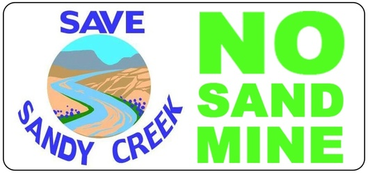 Save Sandy Creek