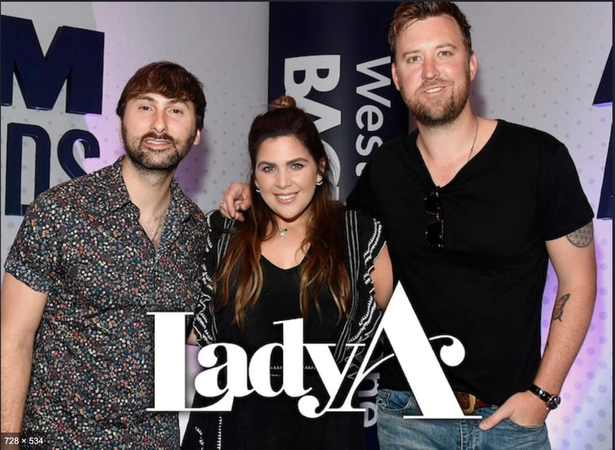 Lady A (previously known as Lady Antebellum) is an American country music group
