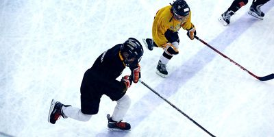 Hockey Camp Mites Squirts Pee Wees Bantams High School Grafton Parks and Recreation North Dakota