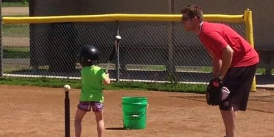 Grafton Parks and Recreation T-Ball Baseball Girls Fastpitch Grafton North Dakota Youth Sports
