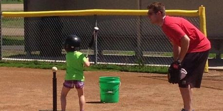 Baseball T-Ball Fastpitch Softball Grafton Parks and Recreation North Dakota Sports