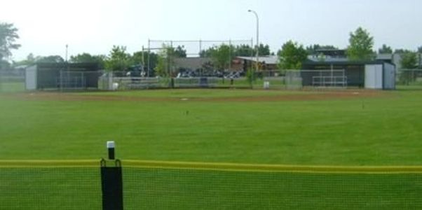 Chandler Field Baseball Fields Grafton North Dakota Grafton Parks and Recreation