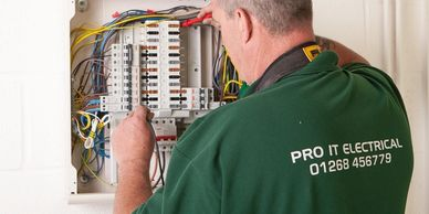 Electrician Basildon, Brentwood, Billericay, Wickford and all surrounding Towns in Essex