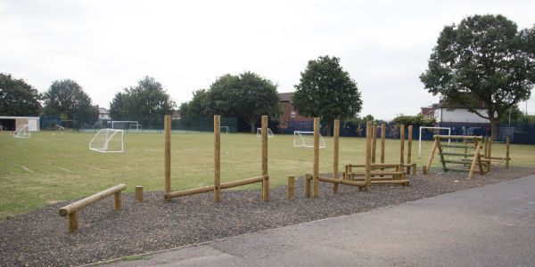 playground equipment, playground install, trim trail, artificial grass, outdoor gym, play outdoor
