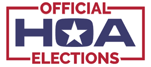 Official HOA Elections