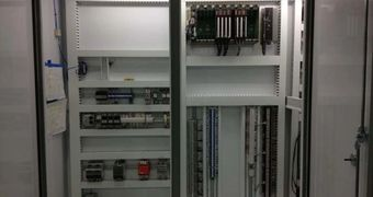 Automated control panel design, build, upgrade, PLC/HMI programming, tracing, labeling, troubleshoot