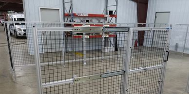 Machine safety systems to be pre-built prior to nationwide installation.