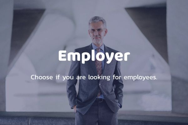 For employers looking for employees (low-skilled workers, highly experienced staff).