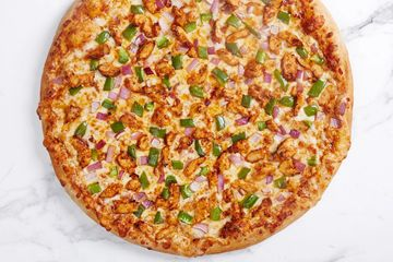 Butter Chicken Pizza  Butter chicken  Pizza Delivery  Indian Pizza