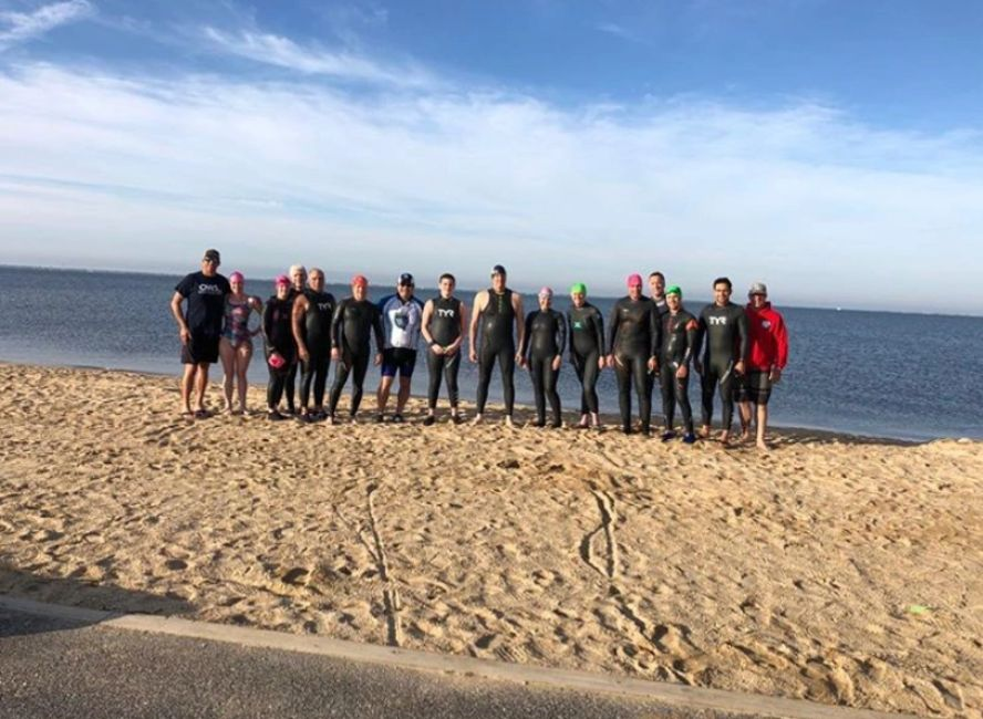 Hecksher State Park Open Water Swim Clinics