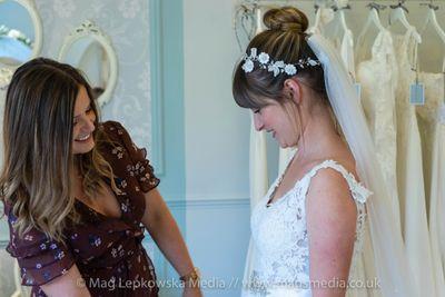 Jennifer Jones Wedding Dress Southampton England Jennifer Jones