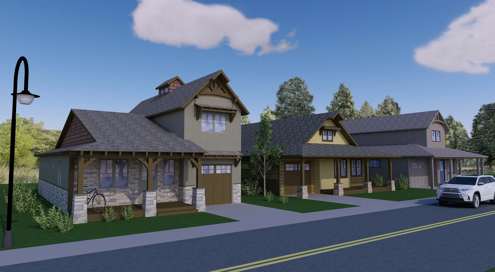 A new neighborhood is emerging in downtown Pagosa Springs