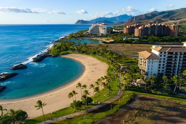 Koolina Beach Villas Hawaii Legal Vacation Rental