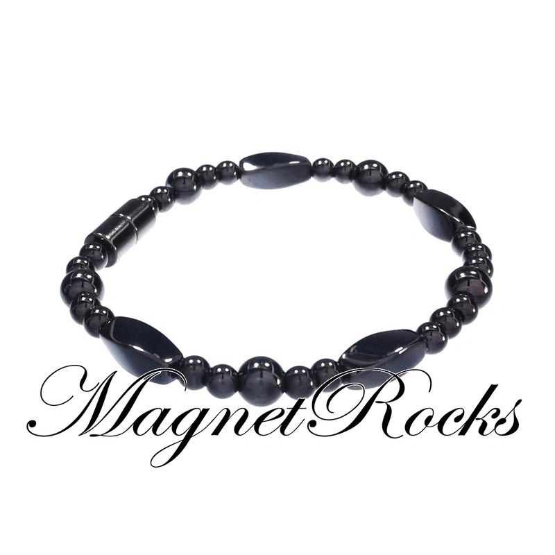 Simply Seductive Jewelry Collection Magnetic Hematite Bracelet