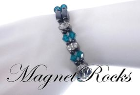 Enchanted Blue Zircon Set.