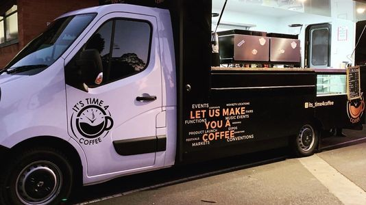 Coffee Truck Melbourne