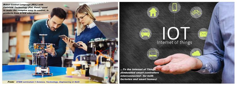 From STEM to the IOT.
