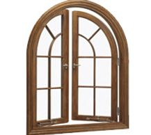Specialty Wood Windows from Pella