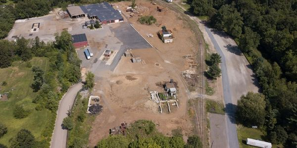 1 Reisner Way, Clinton MA 01510 _ Aerial Photograph