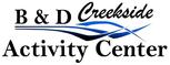 B & D Creekside Activity Center