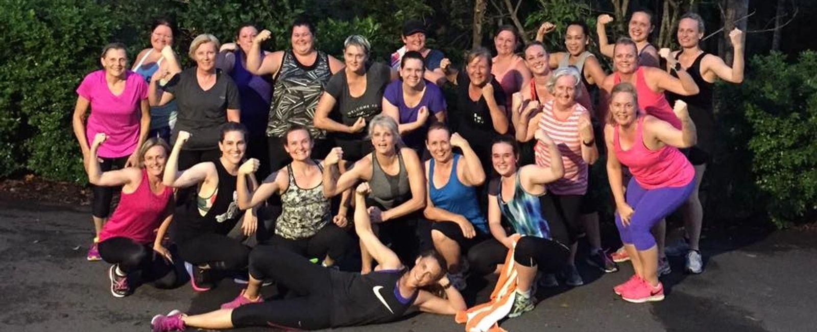 Fitness challenge boot camp bunya brisbane exercise boxing samford personal training