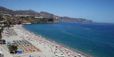 HOLIDAY RENTALS IN NERJA, HOLIDAY RENTALS MALAGA SPAIN, WATER ACTIVITIES, WATER SPORTS NERJA