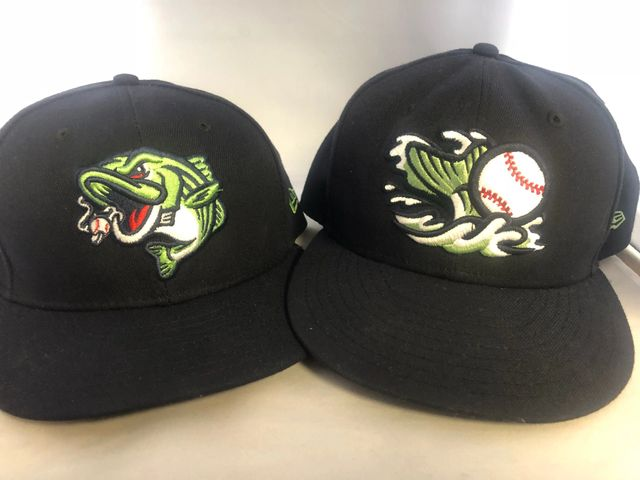 beb7c53f0c5c9 Runner up in the MiLB on-field cap of the year goes to the Binghamton  Rumble Ponies. Another Brandiose rebrand that was wildly popular with fans  and ...