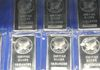 Silver coins, gold coins, 90% silver, bullion and morgan & peace dollars