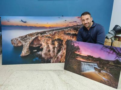 Fine art landscape photography of Malta & Gozo