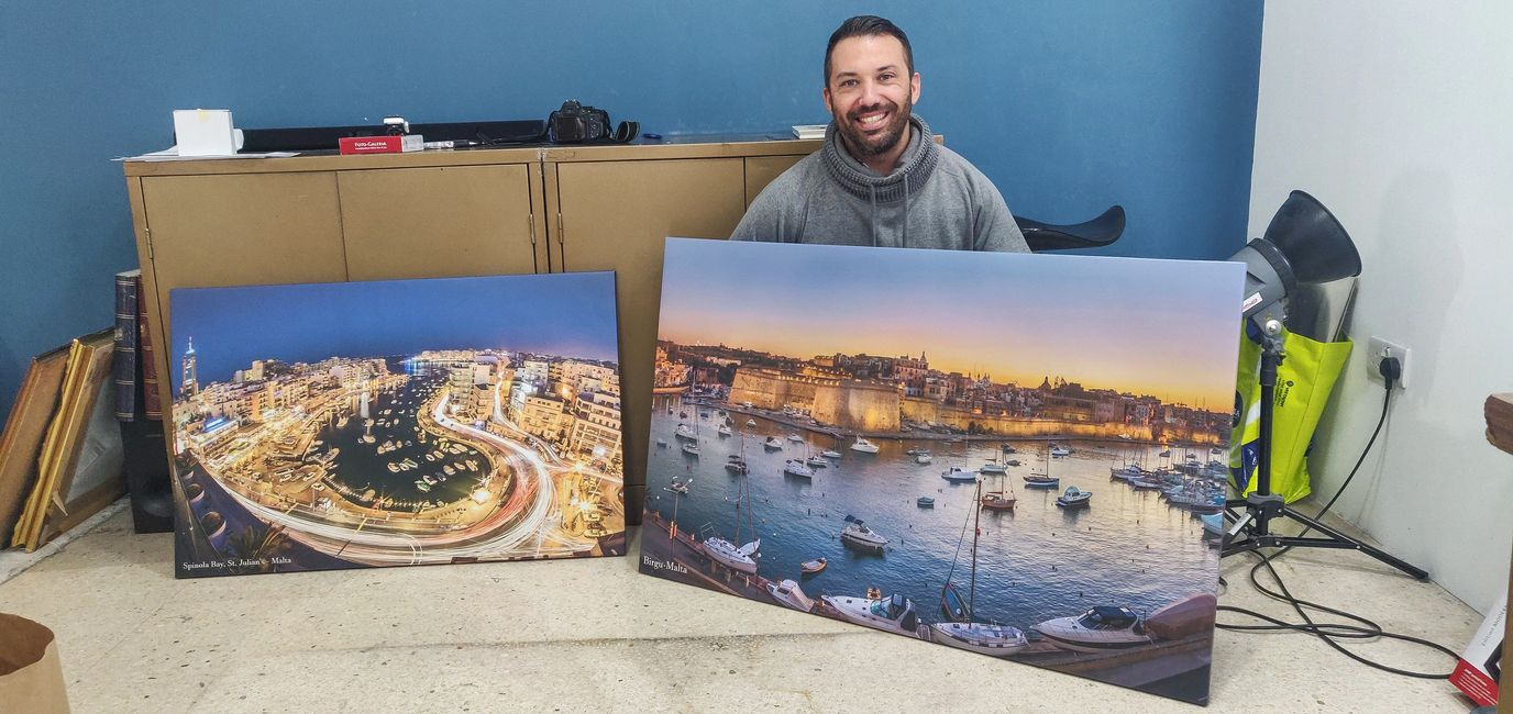 Landscapes, starscapes , Panoramas and Fine art photography of Malta and Gozo