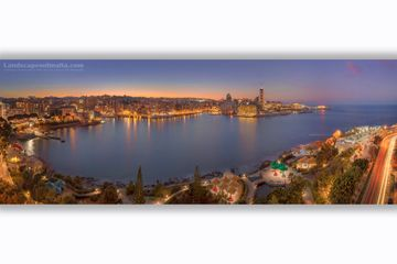 St julians malta - Fine art Photography, Landscapes of malta and gozo by Derren Vella