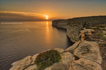 Ta Cenc Cliffs  Gozo.Fine art photography and prints of Malta and Gozo by Derren Vella