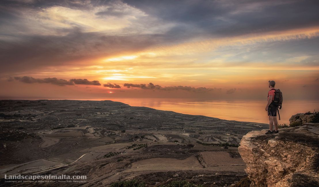 Landscapes, Starscapes  & Fine art photography and prints of Malta and Gozo - Ta Gordan Lighthouse